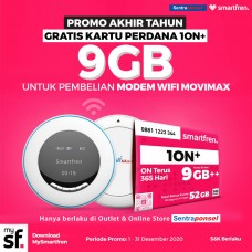 Modem Movimax MV007 (FREE KOUTA 9GB)