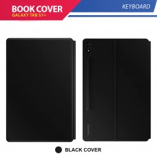 GALAXY TAB S7+ BOOK  COVER KEYBOARD