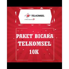 Paket Bicara Telkomsel 10K