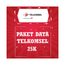 Paket Data Telkomsel 25K