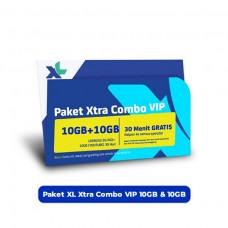 Xtra Combo VIP 10GB + 10 GB