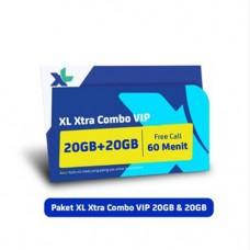 Xtra Combo VIP 20GB + 20GB