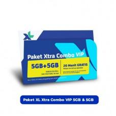 Xtra Combo VIP 5GB + 5GB